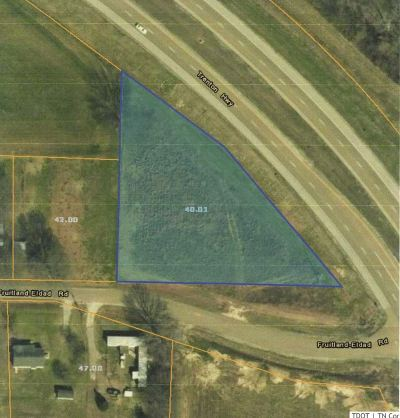 Trenton TN Commercial Lots & Land For Sale: $50,000