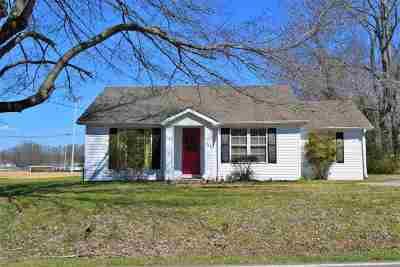 Medina Single Family Home For Sale: 214 E Foster