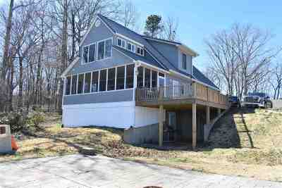 Henry County Single Family Home For Sale: 650 Chestnut Ridge Rd