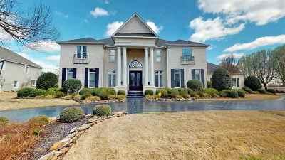 Jackon, Jackson, Jackson Tn, Jakcson Single Family Home For Sale: 74 Southwind
