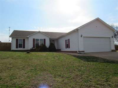 Dyersburg Single Family Home Backup Offers Accepted: 1040 Sir James Ave