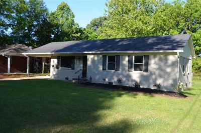 Haywood County Single Family Home For Sale: 243 Miller St