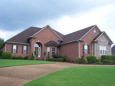 Jackon, Jackson, Jackson Tn, Jakcson Single Family Home For Sale: 207 Greendale Dr.