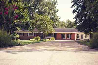Crockett County Single Family Home For Sale: 828 E Main