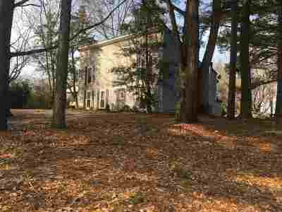 Newbern Single Family Home For Sale: 250 Gauldin