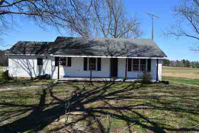 McNairy County Single Family Home For Sale: 871 Laurel Hill Finger Rd