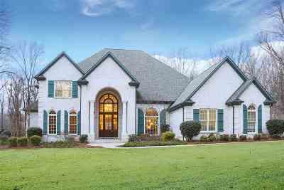 Jackon, Jackson, Jackson Tn, Jakcson Single Family Home For Sale: 5 Northwind