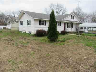 Dyersburg Single Family Home Backup Offers Accepted: 66 Walnut St