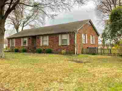 Haywood County Single Family Home For Sale: 108 Hillcrest