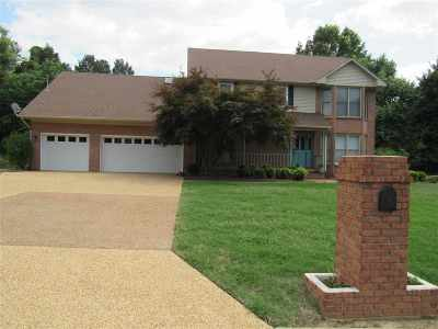 Dyersburg Single Family Home For Sale: 1325 Melissa Ln