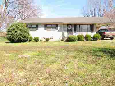 Dyersburg Single Family Home Backup Offers Accepted: 1826 Sam Houston Dr