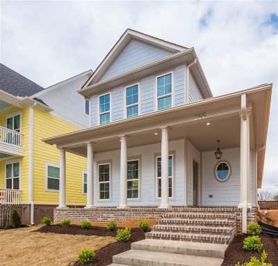 Jackon, Jackson, Jackson Tn, Jakcson Single Family Home For Sale: 255 W Deaderick St