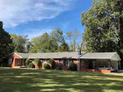 Jackon, Jackson, Jackson Tn, Jakcson Single Family Home For Sale: 2165 Westover Road
