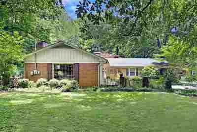 Jackon, Jackson, Jackson Tn, Jakcson Single Family Home For Sale: 1110 Lambuth