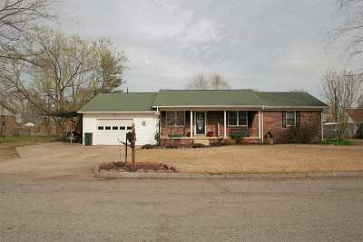 Dyersburg Single Family Home Backup Offers Accepted: 125 Auburn Ave