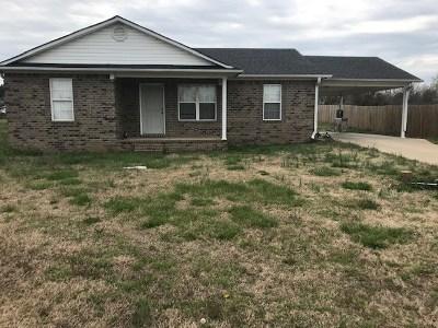Crockett County Single Family Home For Sale: 167 Brueington