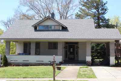 Dyersburg Single Family Home For Sale: 419 Sampson Ave