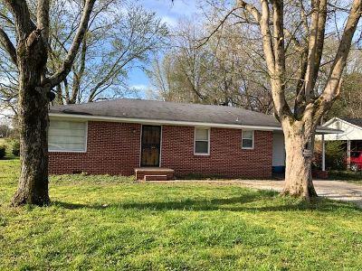 Bradford, Dyer, Gibson, Humbodlt, Humboldt, Huntingdon, Jackson, Kenton, Rutherford, Three Way, Windy City, Yorkville Single Family Home For Sale: 2228 Mullins