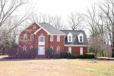 Jackon, Jackson, Jackson Tn, Jakcson Single Family Home For Sale: 128 Howeston Mill Dr
