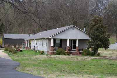 Dyersburg Single Family Home For Sale: 854 Jackson Crossing