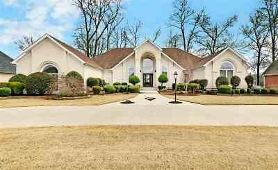 Jackon, Jackson, Jackson Tn, Jakcson Single Family Home For Sale: 144 Emerald Lake
