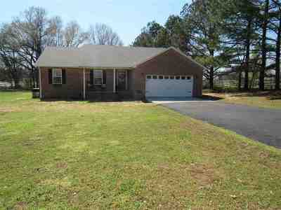 Newbern Single Family Home Backup Offers Accepted: 1909 Forrester Rd