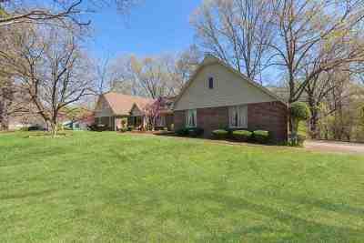 Jackon, Jackson, Jackson Tn, Jakcson Single Family Home For Sale: 112 Fountain