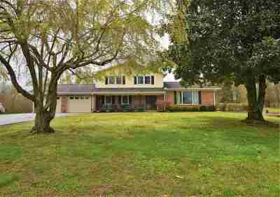 Trenton Single Family Home For Sale: 343 Dyersburg