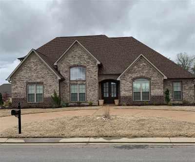 Jackon, Jackson, Jackson Tn, Jakcson Single Family Home For Sale: 8 Nathan