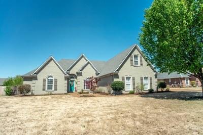 Jackon, Jackson, Jackson Tn, Jakcson Single Family Home For Sale: 55 Winding Oaks