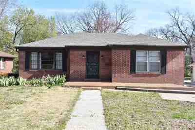 Dyersburg Single Family Home Backup Offers Accepted: 428 Light St