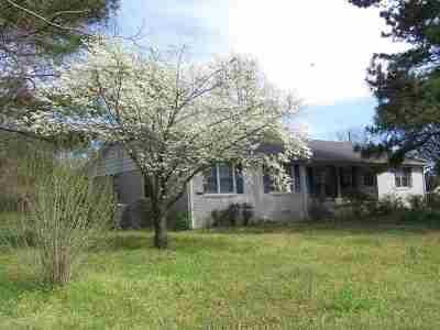 Bradford, Dyer, Gibson, Humbodlt, Humboldt, Huntingdon, Jackson, Kenton, Rutherford, Three Way, Windy City, Yorkville Single Family Home For Sale: 74 Fruitland Rd
