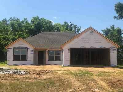 Crockett County Single Family Home For Sale: 45 Patterson Cove