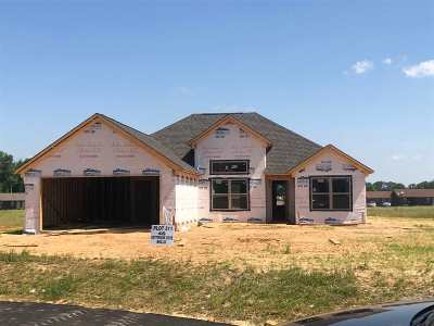 Crockett County Single Family Home For Sale: 46 Patterson Cove