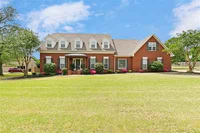 Jackon, Jackson, Jackson Tn, Jakcson Single Family Home Active-Price Change: 816 Grayson