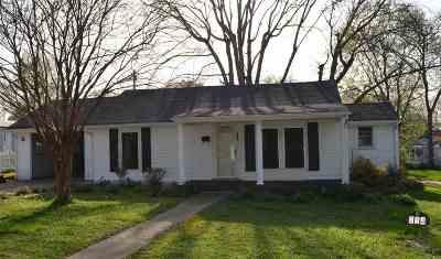 Crockett County Single Family Home For Sale: 234 S Johnson