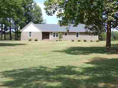 Newbern Single Family Home For Sale: 320 Red Bell