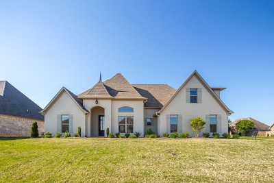 Jackon, Jackson, Jackson Tn, Jakcson Single Family Home For Sale: 6 Jabez