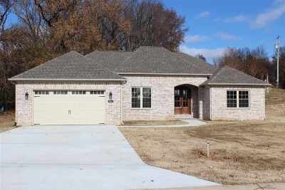 Dyersburg Single Family Home For Sale: 843 Diane Court