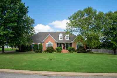 Jackon, Jackson, Jackson Tn, Jakcson Single Family Home For Sale: 99 Northwyke