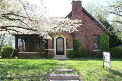 Dyersburg Single Family Home Backup Offers Accepted: 1331 Speedway