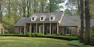 Jackon, Jackson, Jackson Tn, Jakcson Single Family Home For Sale: 71 Poplar Plains Dr