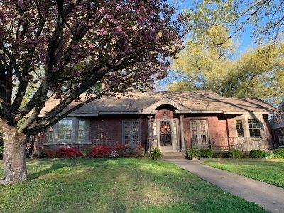 Dyersburg Single Family Home For Sale: 728 N Sampson