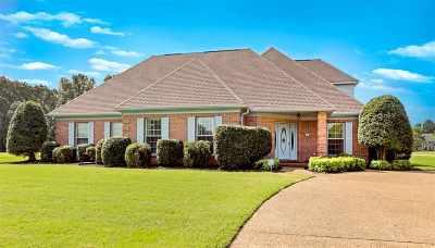 Jackon, Jackson, Jackson Tn, Jakcson Single Family Home For Sale: 8 Stonehenge Dr.
