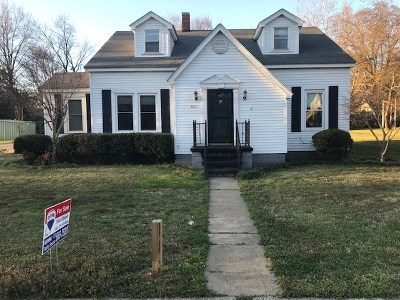 Dyersburg Single Family Home For Sale: 836 Hull St