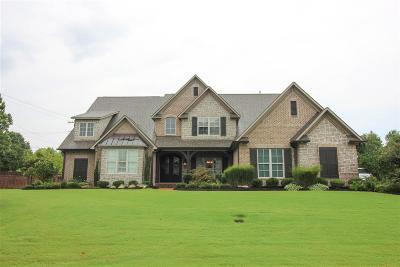 Jackon, Jackson, Jackson Tn, Jakcson Single Family Home For Sale: 17 Arbor View