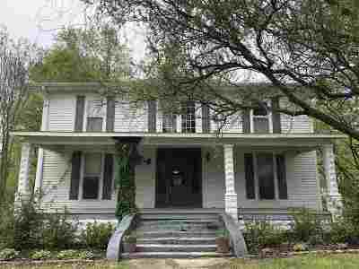 Lauderdale County Single Family Home For Sale: 135 W Wardlow St