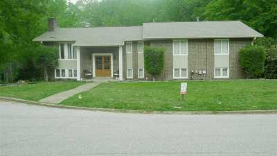 Jackon, Jackson, Jackson Tn, Jakcson Single Family Home For Sale: 151 Laurie Circle