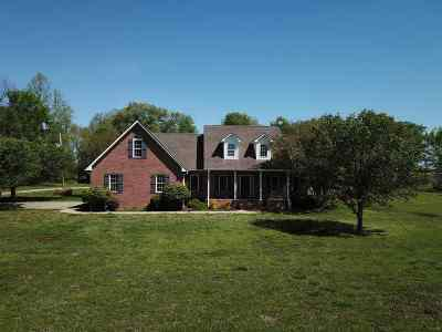 Newbern Single Family Home For Sale: 850 Forrester