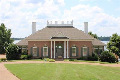 Henderson County Single Family Home For Sale: 487 Lakeshore